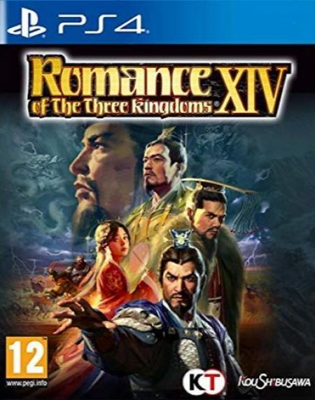 Echanger le jeu Romance of the Three Kingdoms XIV sur PS4