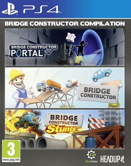 Echanger le jeu Bridge Constructor Compilation sur PS4