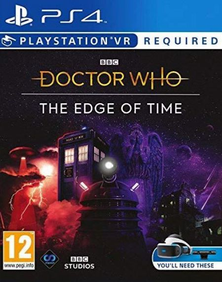 Echanger le jeu Doctor Who: The Edge of Time (PS-VR Requis) sur PS4