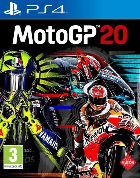 Echanger le jeu Moto GP20 sur PS4