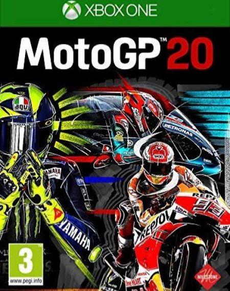 Echanger le jeu Moto GP20 sur Xbox One