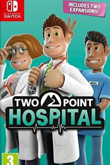 Echanger le jeu Two Point Hospital sur Switch