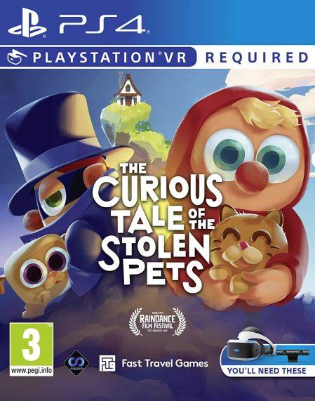 Echanger le jeu The Curious Tale of the Stolen Pets (PS-VR Requis) sur PS4