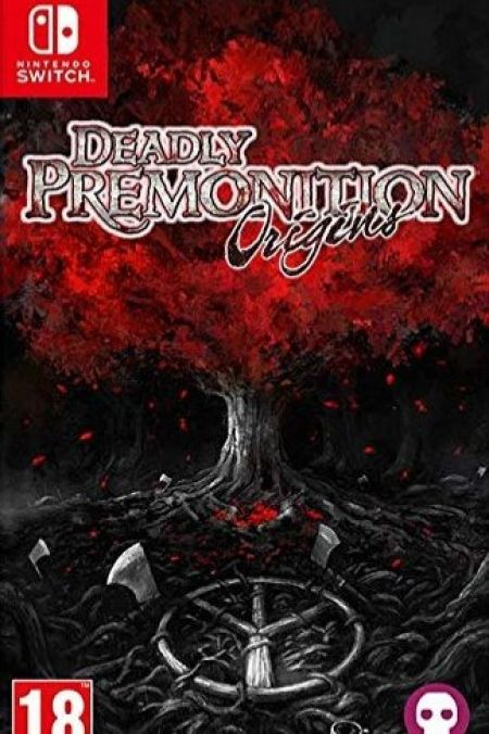 Echanger le jeu Deadly Premonition Origins  sur Switch