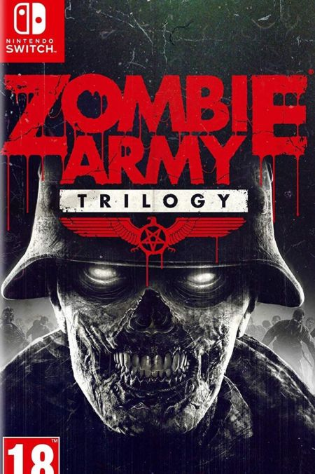 Echanger le jeu Zombie Army Trilogy sur Switch