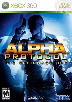 Echanger le jeu Alpha Protocol sur Xbox 360