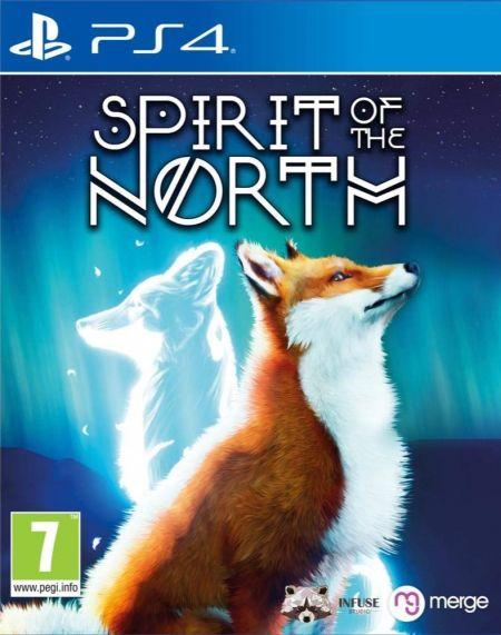 Echanger le jeu Spirit of the North sur PS4
