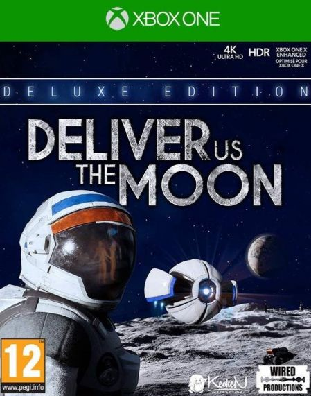Echanger le jeu Deliver Us to the Moon sur Xbox One