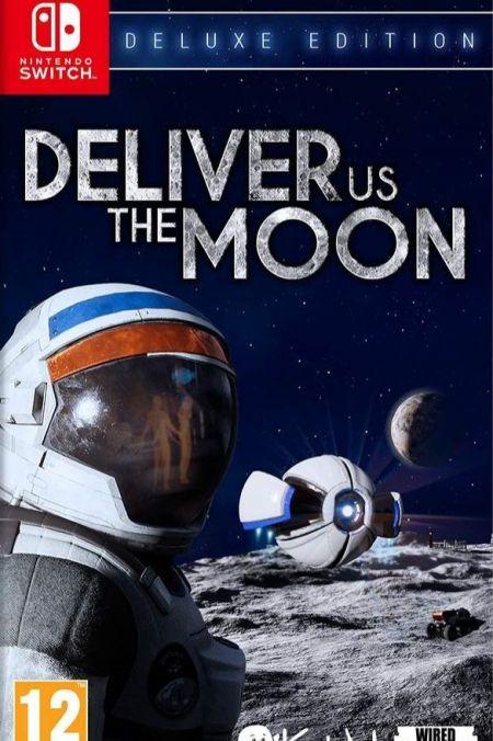 Echanger le jeu Deliver Us to the Moon sur Switch