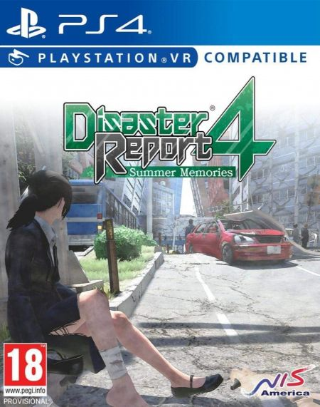 Echanger le jeu Disaster Report 4: Summer Memories (PS-VR Compatible) sur PS4