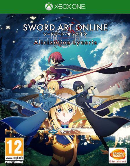 Echanger le jeu Sword Art Online Alicization Lycoris sur Xbox One