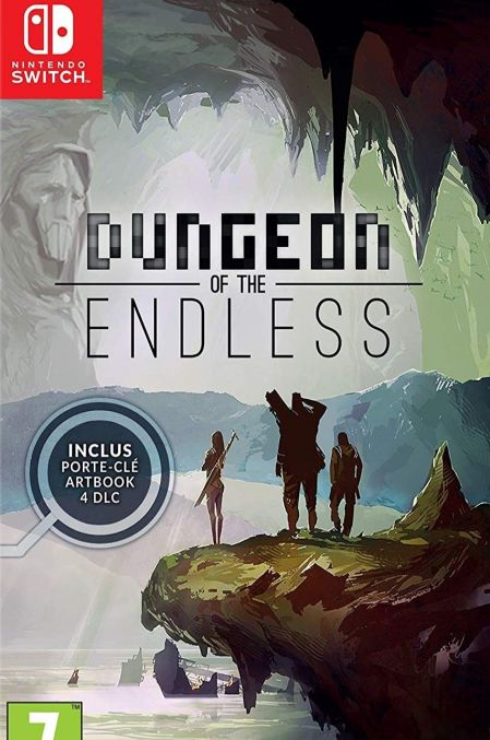 Echanger le jeu Dungeon of the Endless sur Switch