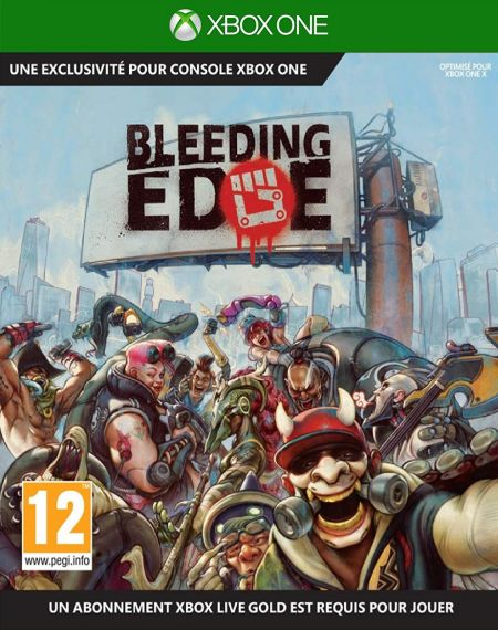 Echanger le jeu Bleeding Edge (Jeu exclusivement en ligne) sur Xbox One