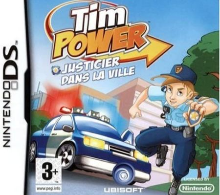 Echanger le jeu Tim Power - Justicier dans la ville sur Ds