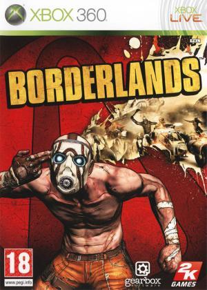 Echanger le jeu Borderlands sur Xbox 360