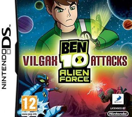 Echanger le jeu Ben 10 Alien Force - Vilgax Attacks sur Ds