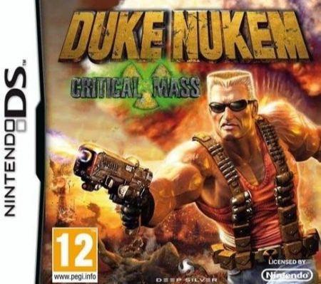Echanger le jeu Duke Nukem -Critical Mass sur Ds