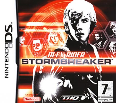 Echanger le jeu Alex Rider - Stormbreaker sur Ds