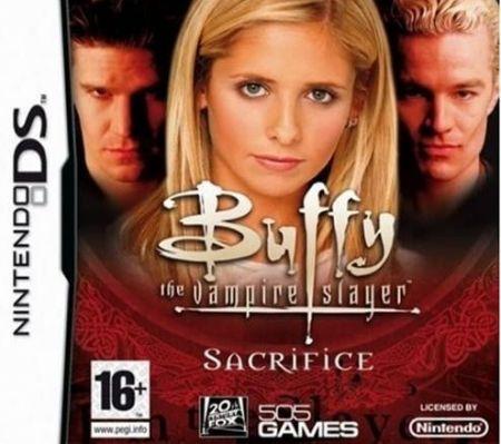 Echanger le jeu Buffy the Vampire Slayer - Sacrifice sur Ds