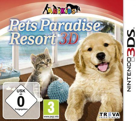 Echanger le jeu Pets Paradise Resort 3D sur 3DS