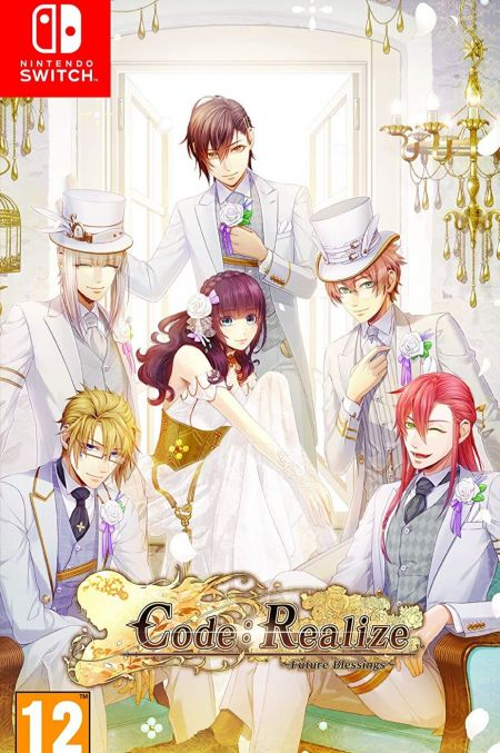 Echanger le jeu Code: Realize - Future Blessings sur Switch
