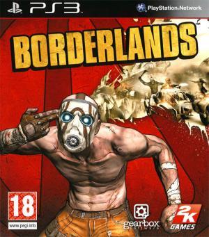 Echanger le jeu Borderlands sur PS3