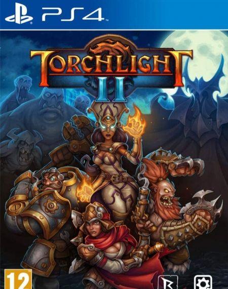 Echanger le jeu Torchlight 2 sur PS4