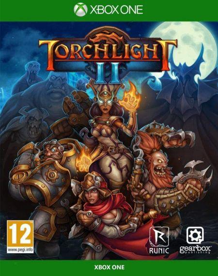 Echanger le jeu Torchlight 2 sur Xbox One