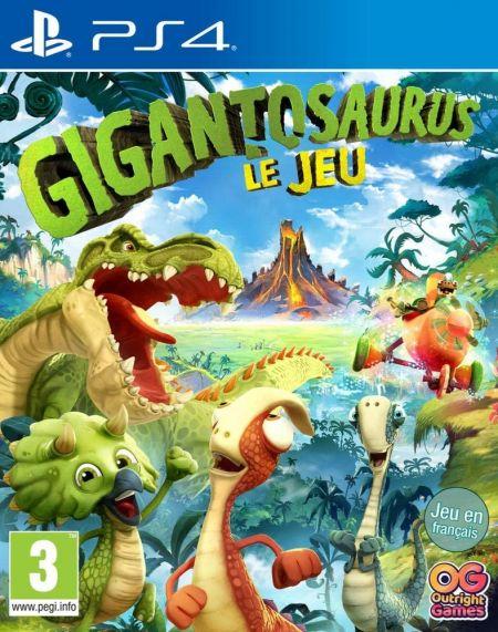 Echanger le jeu Gigantosaurus - Le Jeu sur PS4