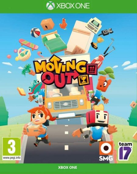 Echanger le jeu Moving Out sur Xbox One