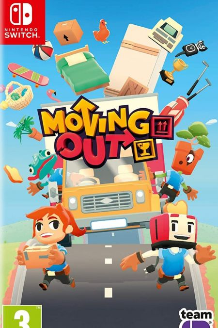 Echanger le jeu Moving Out sur Switch