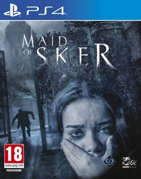 Echanger le jeu Maid of Sker sur PS4