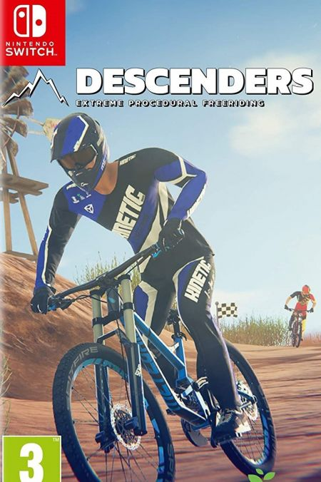 Echanger le jeu Descenders sur Switch