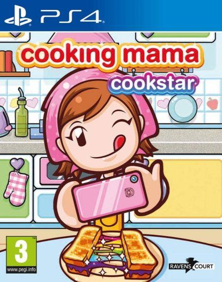 Echanger le jeu Cooking Mama Cookstar sur PS4