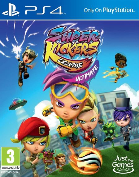Echanger le jeu Super Kickers League - Ultimate Edition sur PS4