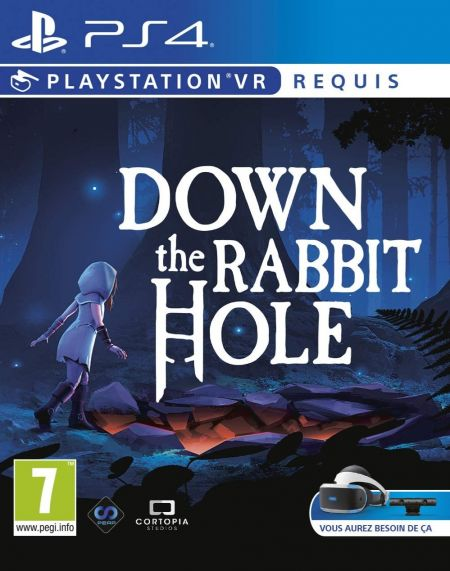 Echanger le jeu Dawn the Rabbit Hole sur PS4