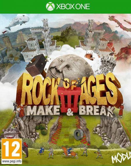 Echanger le jeu Rock of Ages 3: Make & Break sur Xbox One