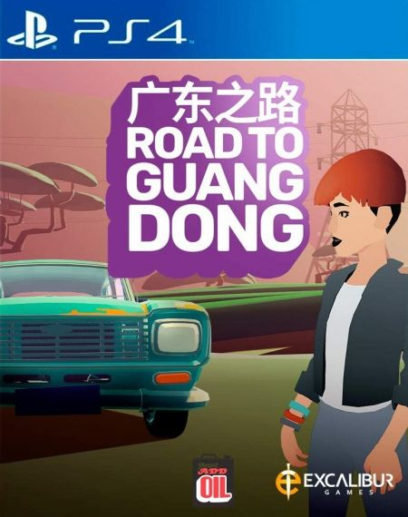 Echanger le jeu Road to Guangdong sur PS4