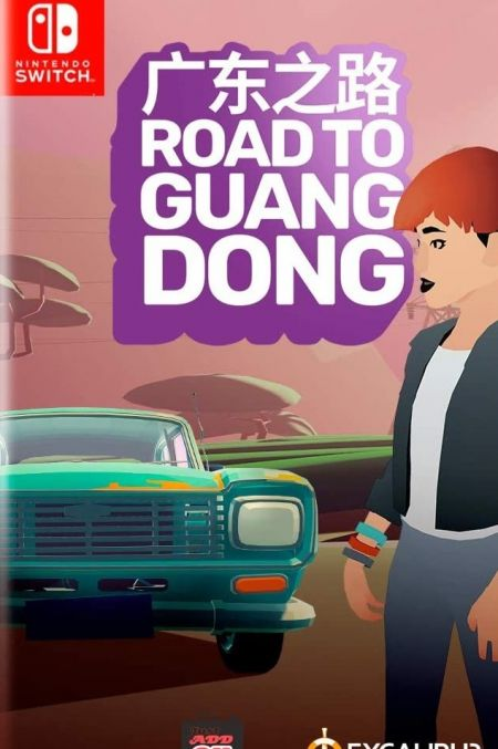 Echanger le jeu Road to Guangdong sur Switch