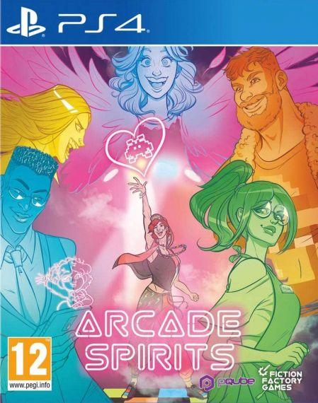 Echanger le jeu Arcade Spirits sur PS4