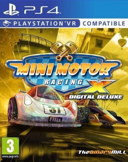 Echanger le jeu Mini Motor Racing X (PS-VR Compatible) sur PS4