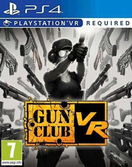 Echanger le jeu Gun Club (PS-VR Requis) sur PS4
