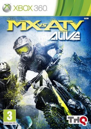 Echanger le jeu MX vs ATV Alive sur Xbox 360