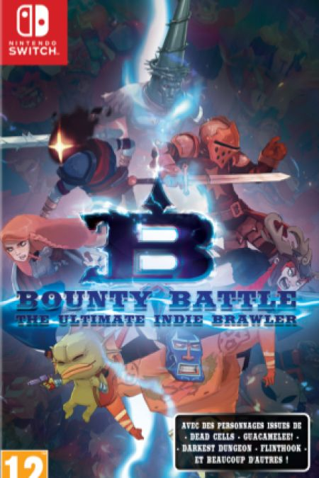 Echanger le jeu Bounty Battle sur Switch