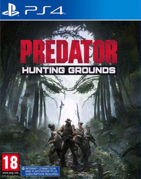 Echanger le jeu Predator : Hunting Grounds (Jeu exclusivement en ligne) sur PS4