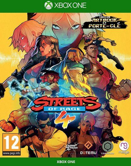 Echanger le jeu Streets of Rage 4 sur Xbox One