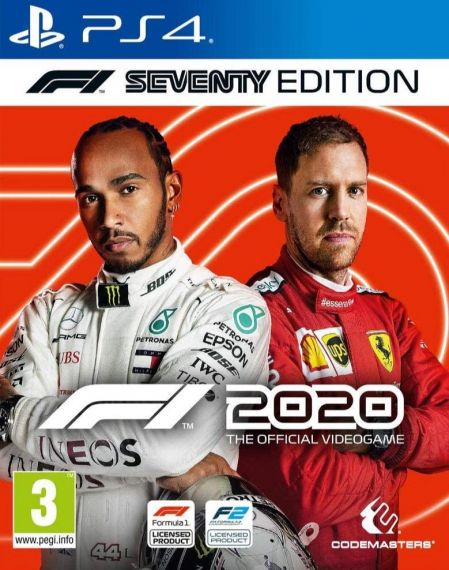 Echanger le jeu F1 2020 - Seventy Edition  sur PS4