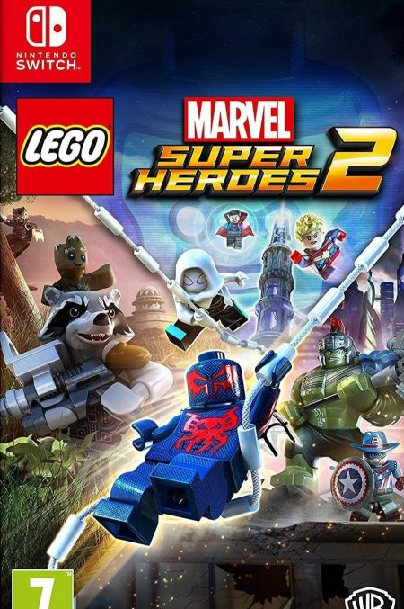 Echanger le jeu Lego Marvel Super Heroes 2 sur Switch
