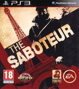 Echanger le jeu The Saboteur sur PS3
