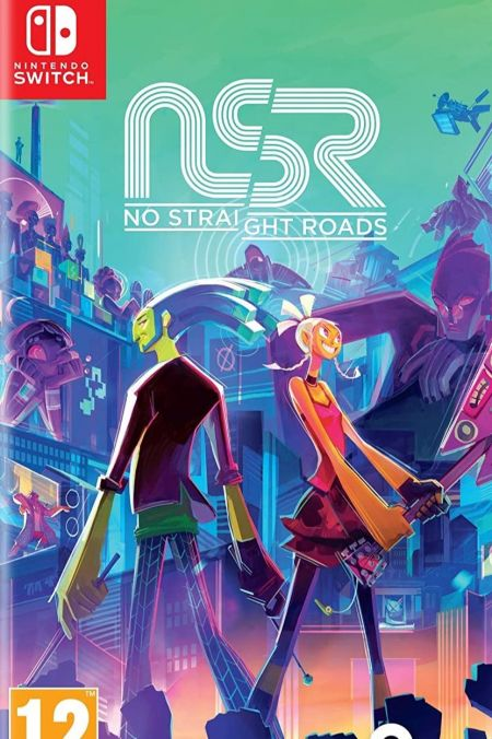 Echanger le jeu No Straight Roads sur Switch